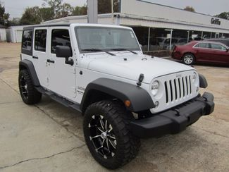 2017 Jeep Wrangler Unlimited Sport Houston, Mississippi 1