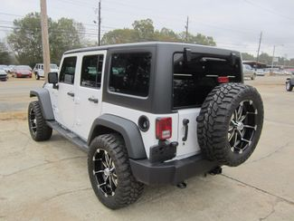2017 Jeep Wrangler Unlimited Sport Houston, Mississippi 4