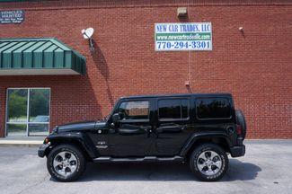 2017 Jeep Wrangler Unlimited Sahara Loganville, Georgia 1
