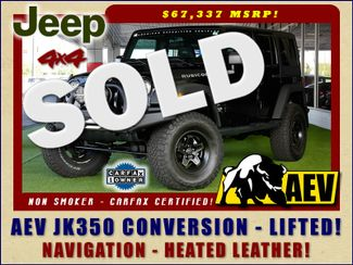 2017 Jeep Wrangler Unlimited Rubicon 4x4 - AEV JK350 CONVERSION-LIFTED! Mooresville , NC