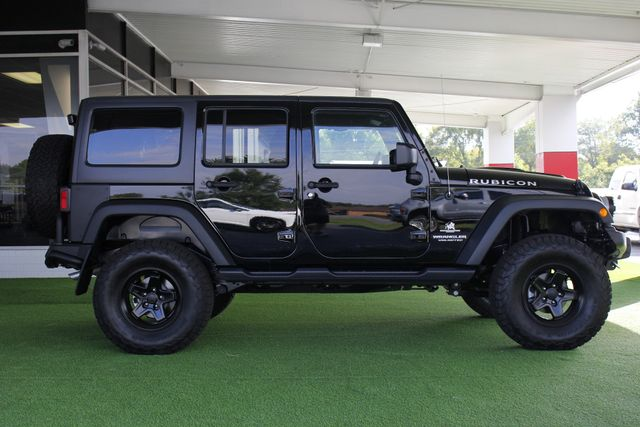 2017 Jeep Wrangler Unlimited Rubicon 4x4 - AEV JK350 CONVERSION-LIFTED! Mooresville , NC 15