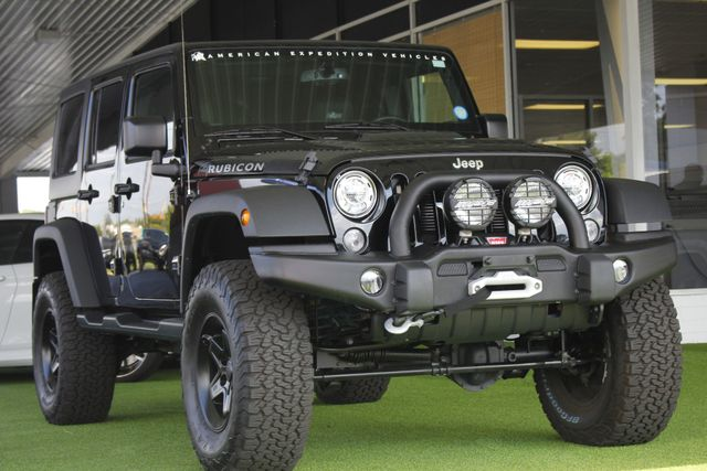 2017 Jeep Wrangler Unlimited Rubicon 4x4 - AEV JK350 CONVERSION-LIFTED! Mooresville , NC 27