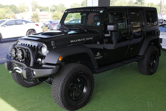 2017 Jeep Wrangler Unlimited Rubicon 4x4 - AEV JK350 CONVERSION-LIFTED! Mooresville , NC 24
