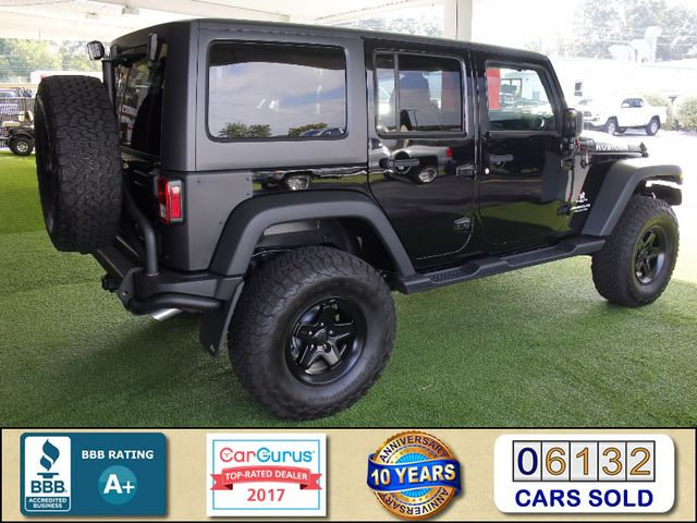 2017 Jeep Wrangler Unlimited Rubicon 4x4 - AEV JK350 CONVERSION-LIFTED! Mooresville , NC 2