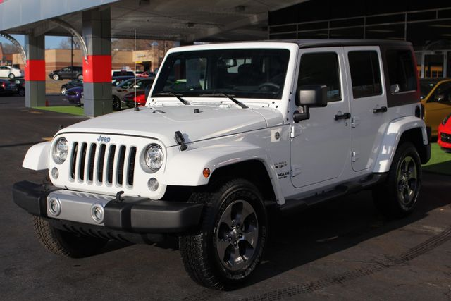 2017 Jeep Wrangler Unlimited Sahara 4X4 - ONE OWNER! Mooresville , NC 21