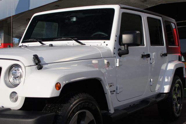 2017 Jeep Wrangler Unlimited Sahara 4X4 - ONE OWNER! Mooresville , NC 23