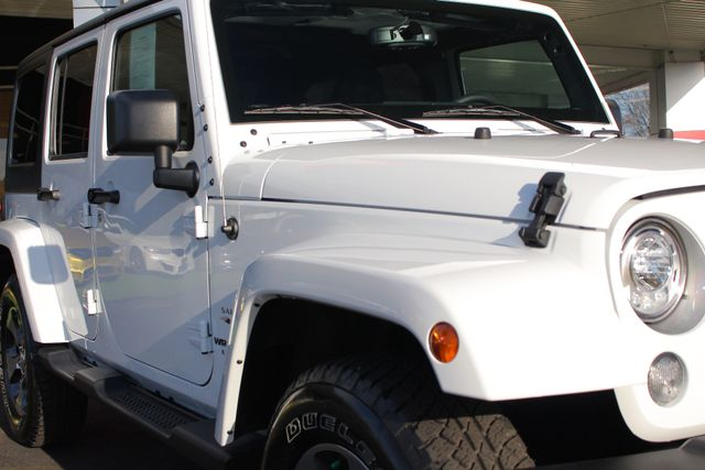 2017 Jeep Wrangler Unlimited Sahara 4X4 - ONE OWNER! Mooresville , NC 22
