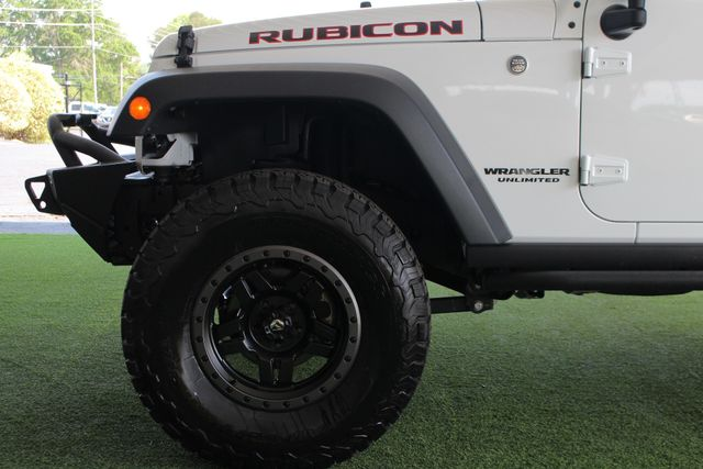 2017 Jeep Wrangler Unlimited Rubicon 4X4 - LIFTED - LOT$ OF EXTRA$! Mooresville , NC 20