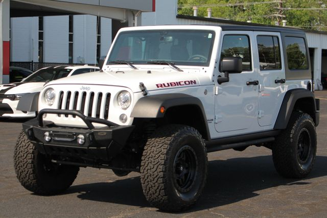 2017 Jeep Wrangler Unlimited Rubicon 4X4 - LIFTED - LOT$ OF EXTRA$! Mooresville , NC 22