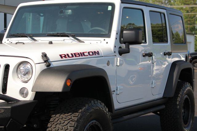2017 Jeep Wrangler Unlimited Rubicon 4X4 - LIFTED - LOT$ OF EXTRA$! Mooresville , NC 26