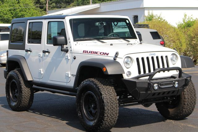 2017 Jeep Wrangler Unlimited Rubicon 4X4 - LIFTED - LOT$ OF EXTRA$! Mooresville , NC 21
