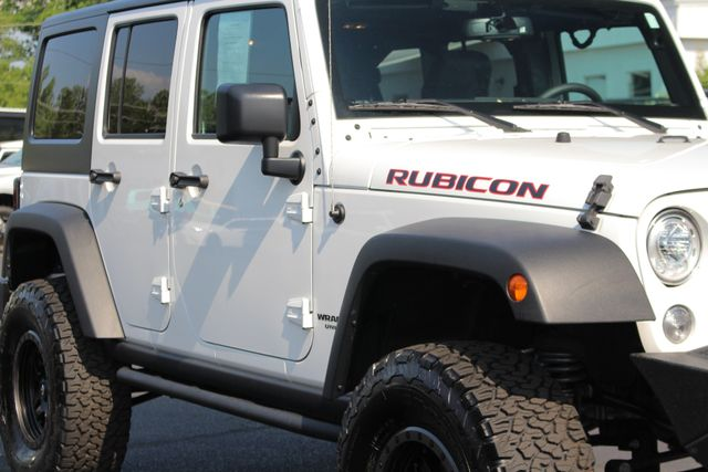 2017 Jeep Wrangler Unlimited Rubicon 4X4 - LIFTED - LOT$ OF EXTRA$! Mooresville , NC 25