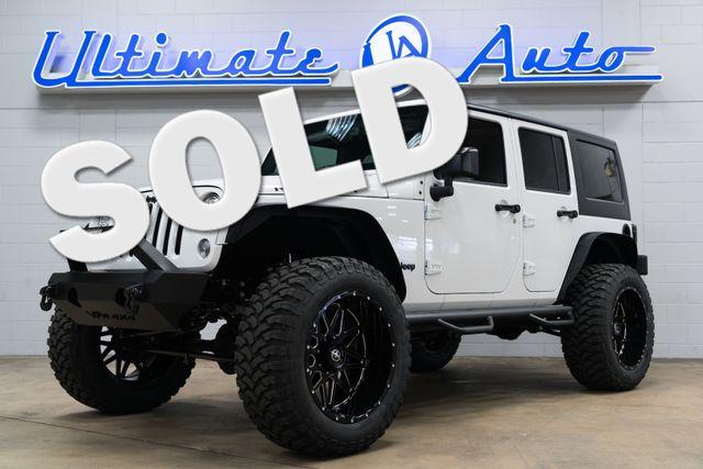 2017 Jeep Wrangler Unlimited Custom Rubicon Orlando, FL 0