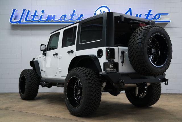 2017 Jeep Wrangler Unlimited Custom Rubicon Orlando, FL 2