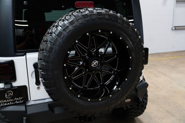 2017 Jeep Wrangler Unlimited Custom Rubicon Orlando, FL 9