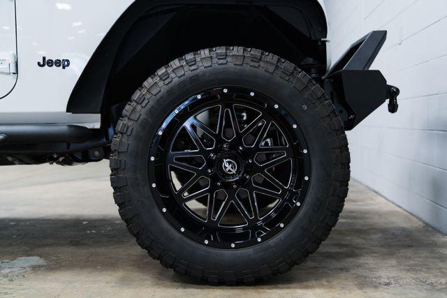 2017 Jeep Wrangler Unlimited Custom Rubicon Orlando, FL 22