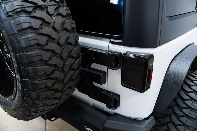 2017 Jeep Wrangler Unlimited Custom Rubicon Orlando, FL 10