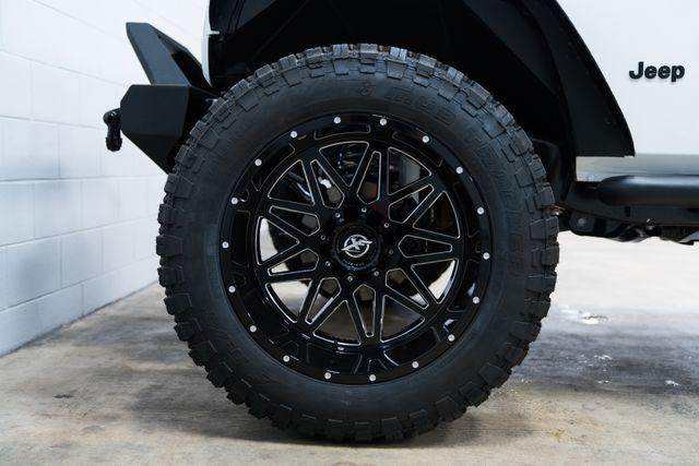 2017 Jeep Wrangler Unlimited Custom Rubicon Orlando, FL 20