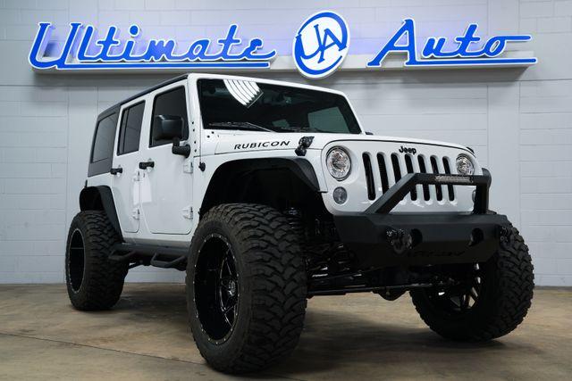 2017 Jeep Wrangler Unlimited Custom Rubicon Orlando, FL 6