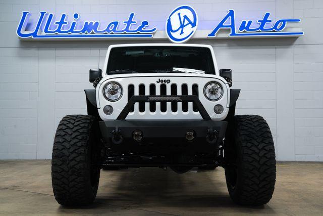 2017 Jeep Wrangler Unlimited Custom Rubicon Orlando, FL 7