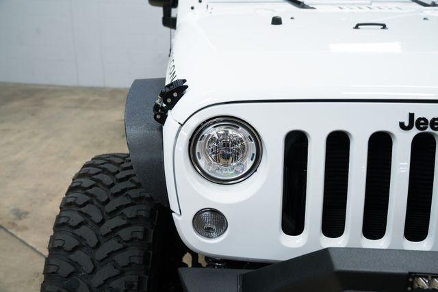 2017 Jeep Wrangler Unlimited Custom Rubicon Orlando, FL 12