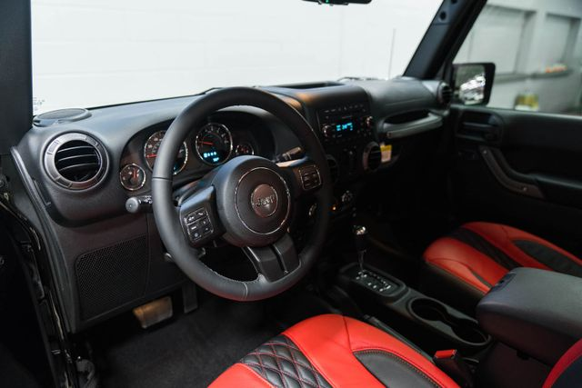 2017 Jeep Wrangler Unlimited Custom Sport Orlando, FL 21