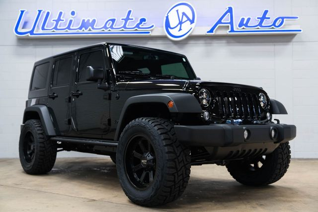 2017 Jeep Wrangler Unlimited Custom Sport Orlando, FL 6