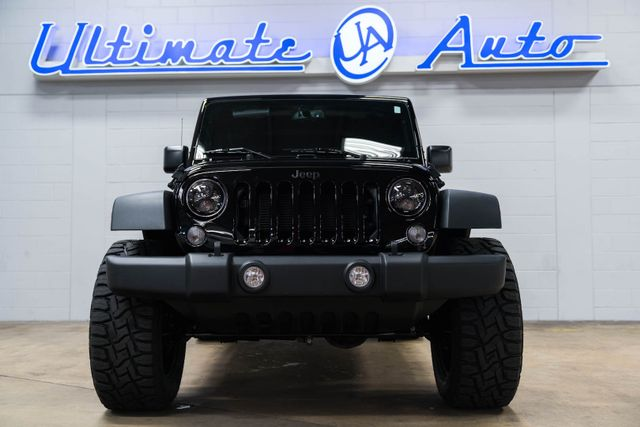 2017 Jeep Wrangler Unlimited Custom Sport Orlando, FL 7