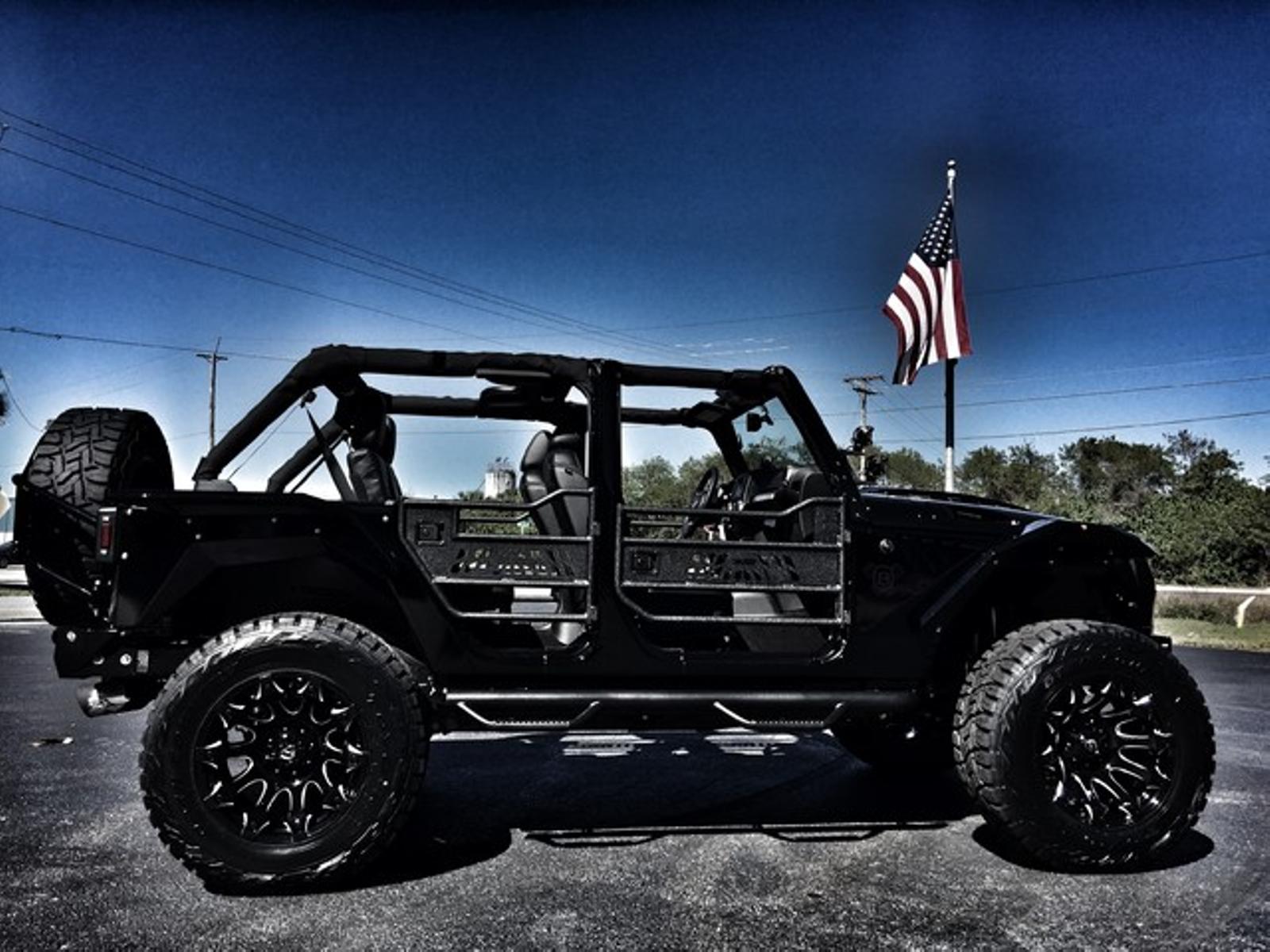 2017 Jeep Wrangler Unlimited Rubicon Grumper 37s Florida