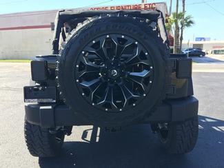 2017 Jeep Wrangler Unlimited BLACK OPSCUSTOMLIFTEDLEATHERHARDTOP   Florida  Bayshore Automotive   in , Florida
