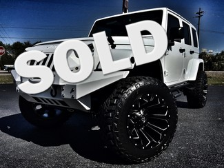 2017 Jeep Wrangler Unlimited GRUMPER CUSTOM LIFTED LEATHER 24S in , Florida