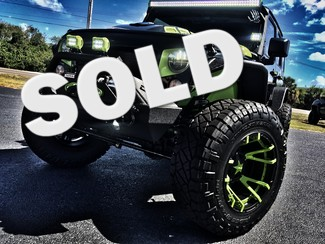 2017 Jeep Wrangler Unlimited BIOHAZARD CUSTOM LIFTED LEATHER in , Florida