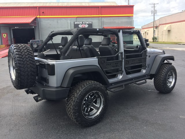 details about 2017 jeep wrangler custom lifted leather hardtop 24s. Cars Review. Best American Auto & Cars Review