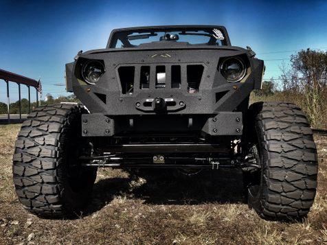 2017 Jeep Wrangler Unlimited CUSTOM RHINO MILITARY ARMOR LEATHER 24S 4.88 in , Florida