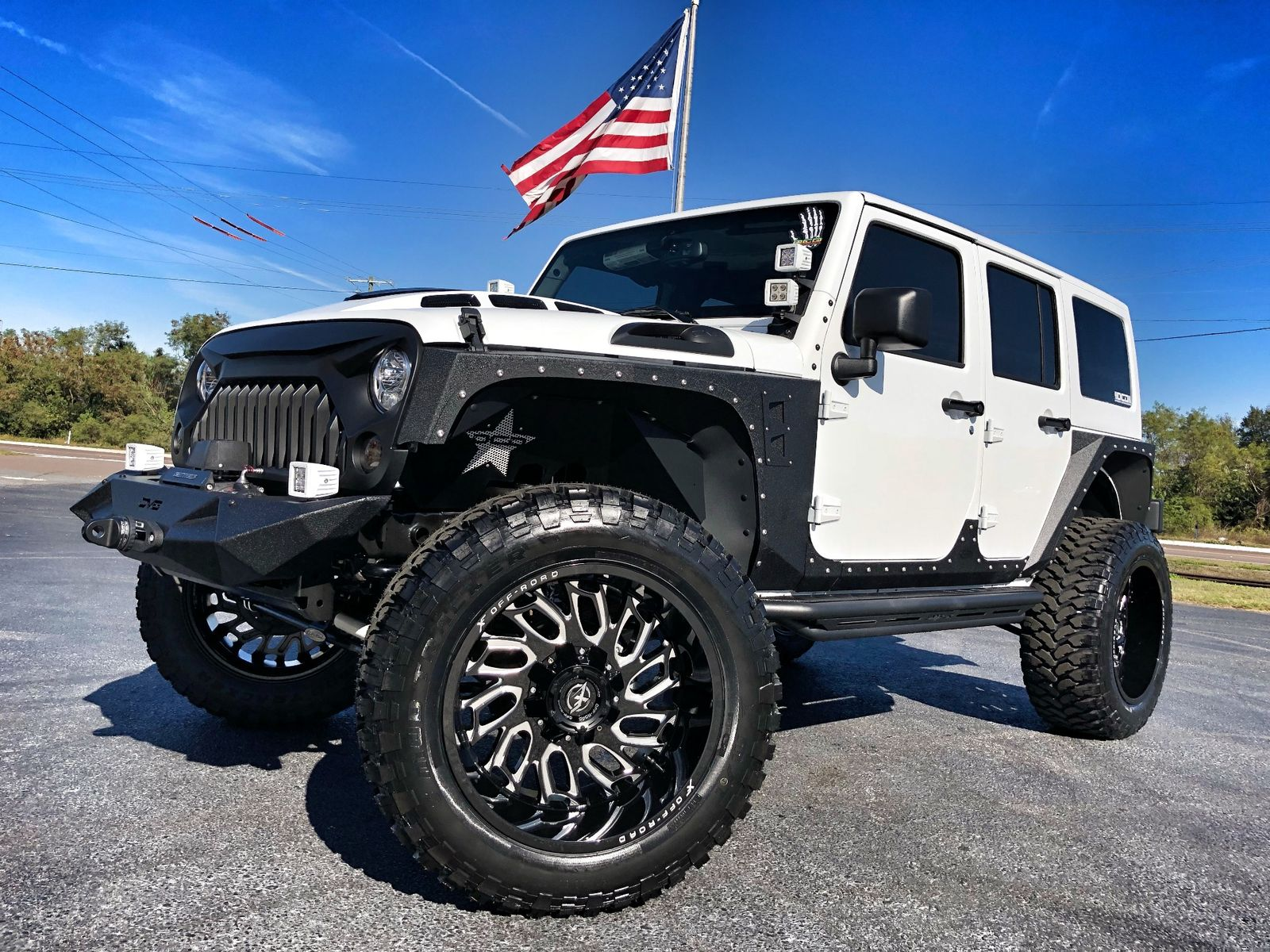 2017 jeep wrangler unlimited rubicon armor leather florida bayshore automotive. Black Bedroom Furniture Sets. Home Design Ideas
