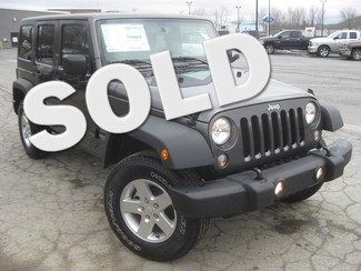 2017 Jeep Wrangler Unlimited Sport in  .