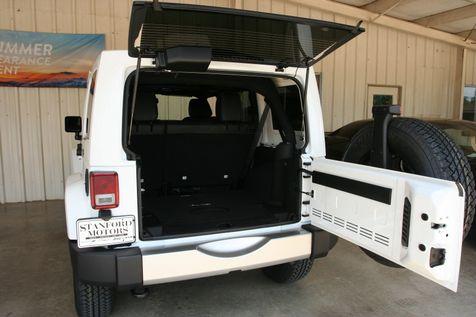 2017 Jeep Wrangler Unlimited Sahara in Vernon, Alabama