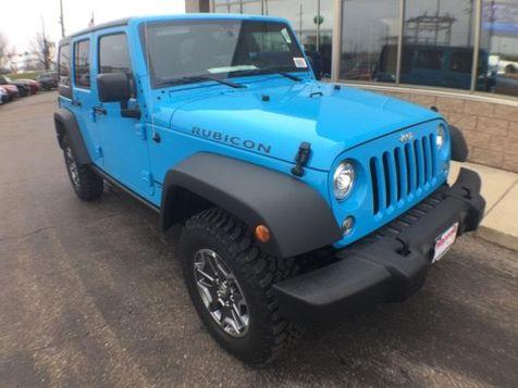 2017 Jeep Wrangler Unlimited Rubicon in Victoria, MN