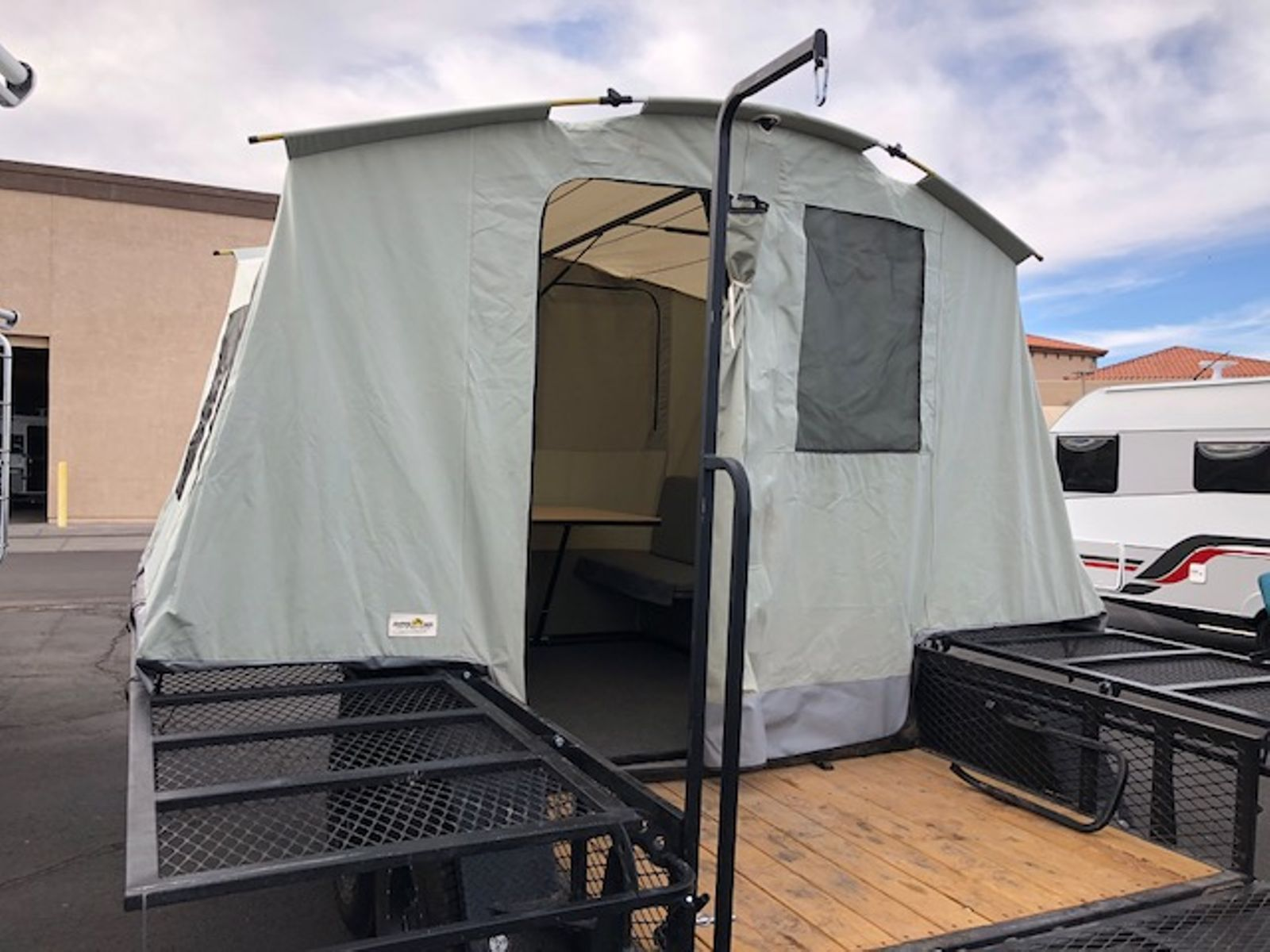... 2017 Jumping Jack Black Out Edition 6x12x8u0027 Tent in Mesa ... & 2017 Jumping Jack Black Out Edition 6x12x8u0027 Tent | Mesa AZ 85202
