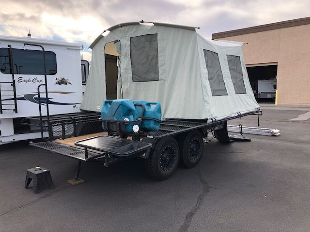 2017 Jumping Jack  Black Out Edition   6x12x8' Tent in Mesa AZ