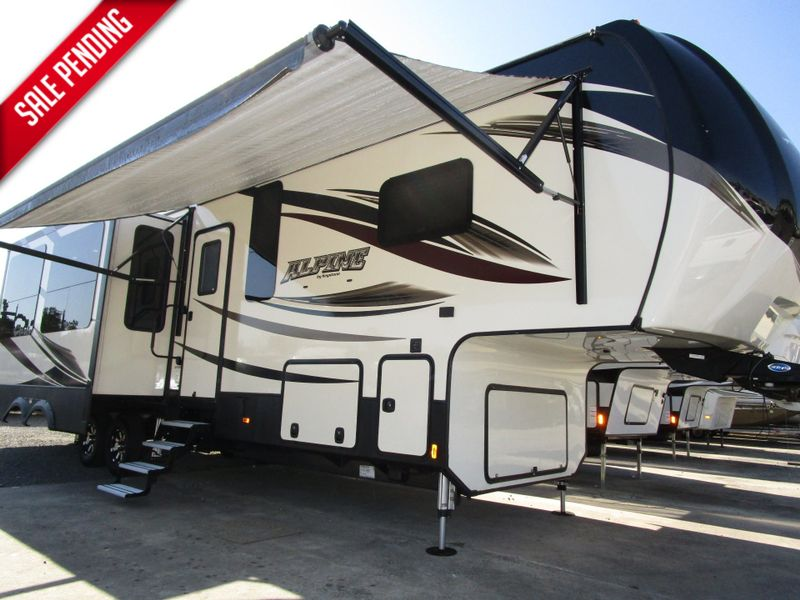 2017 Keystone Alpine 3901RE Toy Hauler  in Charleston, SC