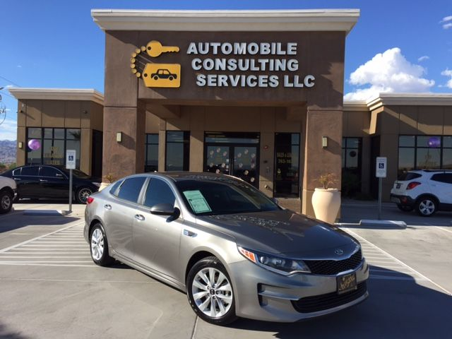 2017 Kia Optima LX Bullhead City, Arizona 33