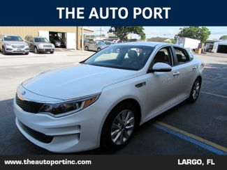 2017 Kia Optima LX | Clearwater, Florida | The Auto Port Inc in Clearwater Florida