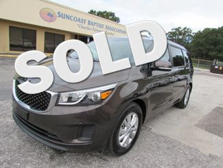 2017 Kia Sedona LX   Clearwater, Florida   The Auto Port Inc in Clearwater Florida