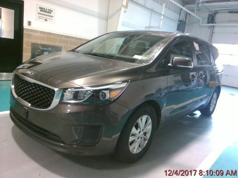 2017 Kia Sedona LX | Rishe's Import Center in Ogdensburg New York