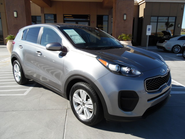 2017 Kia Sportage LX Bullhead City, Arizona 10