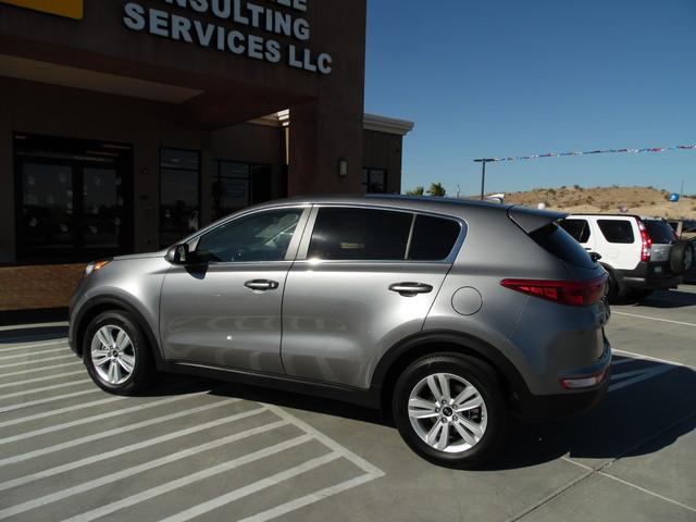 2017 Kia Sportage LX Bullhead City, Arizona 4