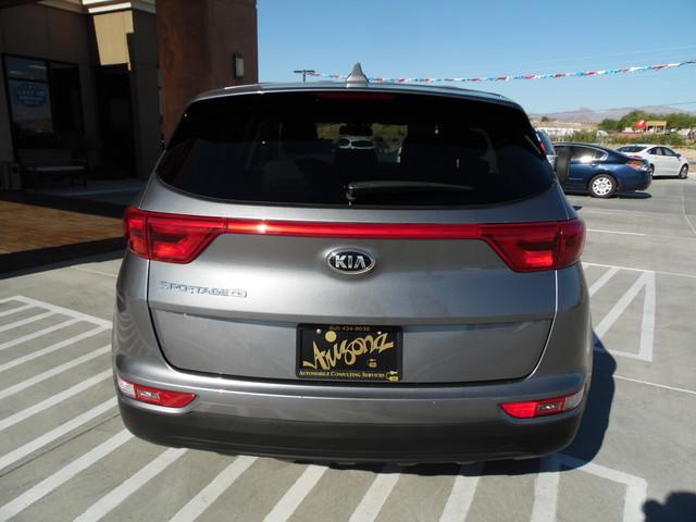 2017 Kia Sportage LX Bullhead City, Arizona 6