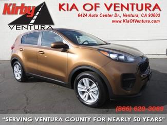2017 Kia Sportage in Ventura