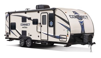 2017 Kz Connect Lite 211BH Mandan, North Dakota